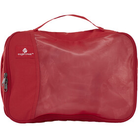 Eagle Creek Pack-It Clean Dirty Cube M red fire